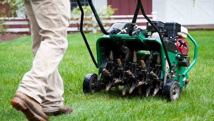 Aeration Broadview Heights